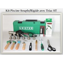 KIT PISCINE SOUPLE/RIGIDE TRIAC ST