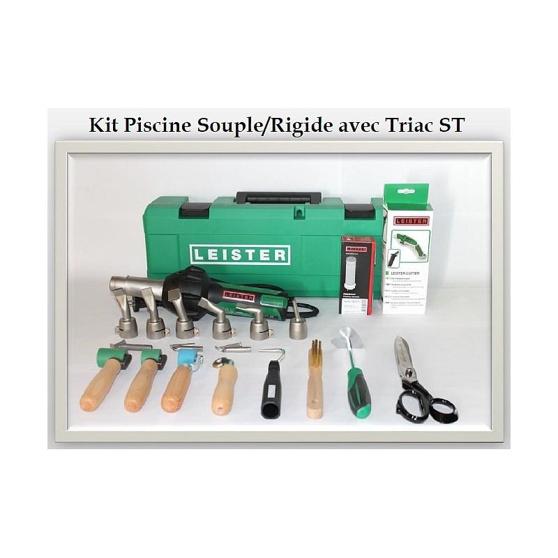 Kit piscine triac leister for Piscine kit