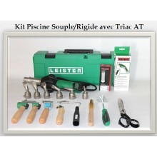 KIT PISCINE SOUPLE/RIGIDE TRIAC AT